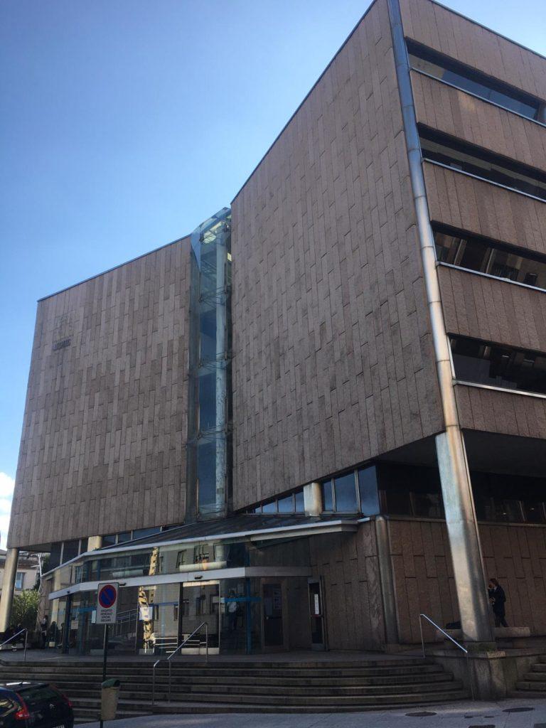 Juzgados Coruña